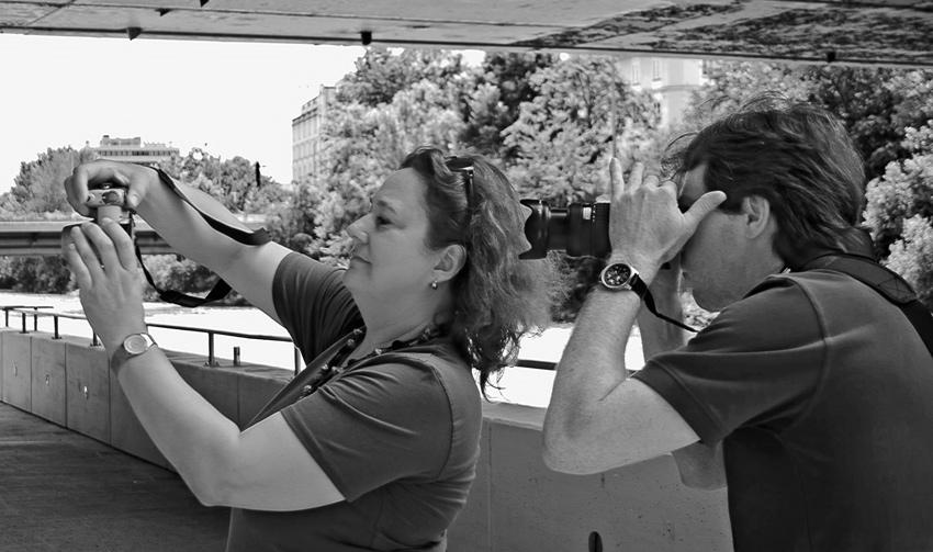 Fotografen unter sich!