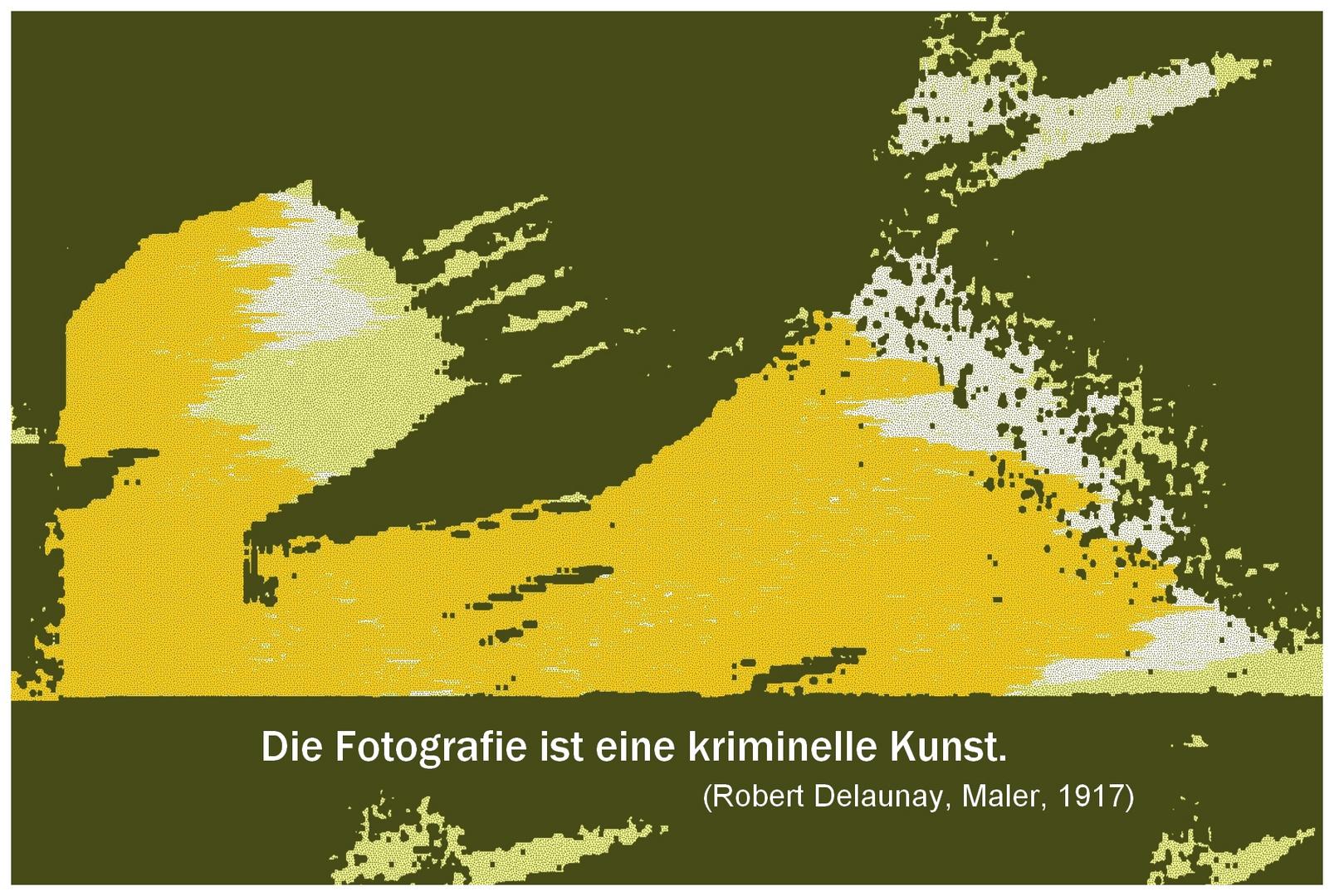 Fotografie Ist Eine Kriminelle Kunst Robert Delaunay Foto