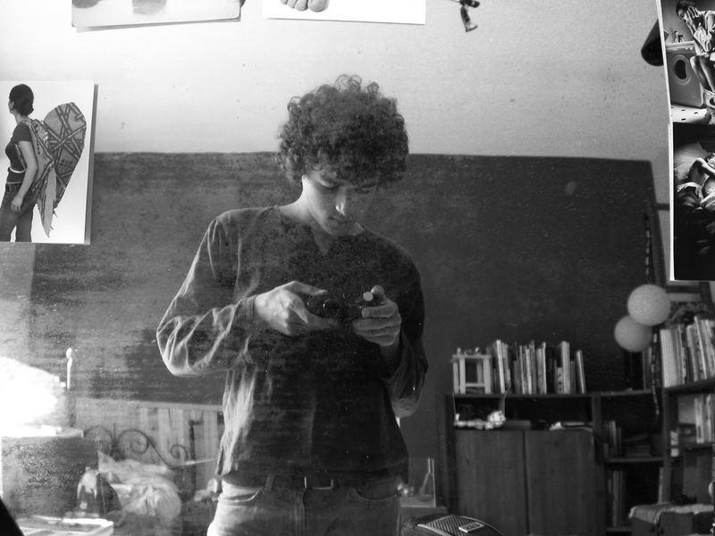 fotografische Erkundung fremder Zimmer