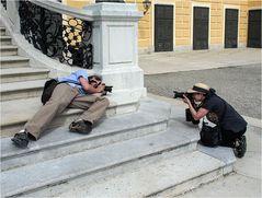 Fotografischer Einsatz