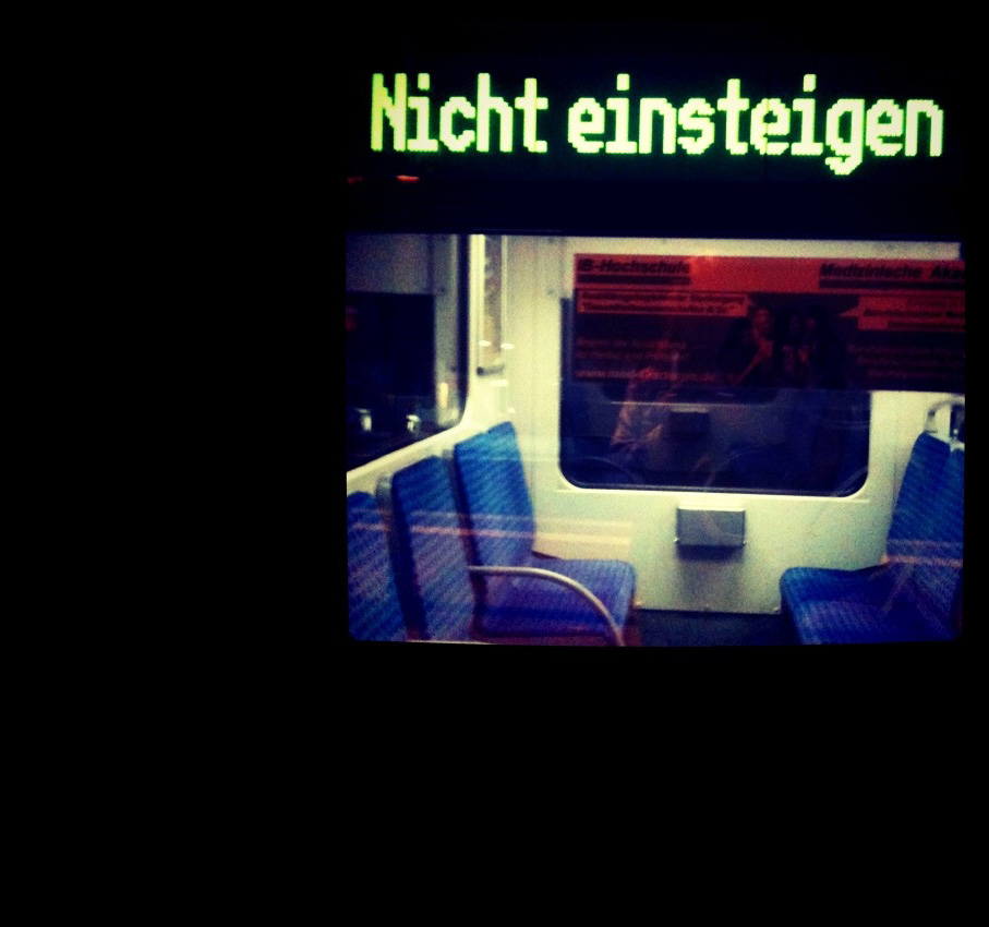 Fotografischer Monolog 12