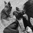 fotografo y modelo