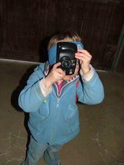 Fotographieren will gelernt sein.
