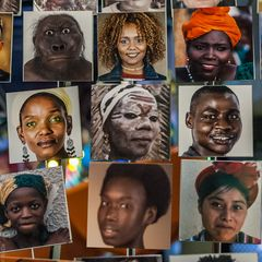 Faces of Africa 2016