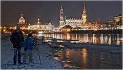 Fotokurs bei klirrender Kälte