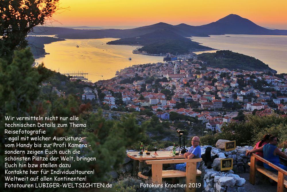 Fotokurs Kroatien 2019