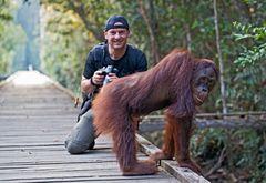 Fotopirsch in Borneo