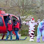 Fotoseminar - Helikopter Rundflug - Landschaftspark Duisburg