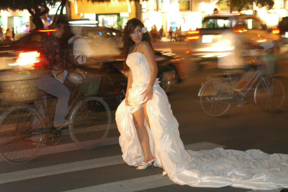 Fotoshooting in Saigon