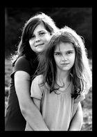 Fotoshooting mit Nicole und Jessica im Sommer 2009