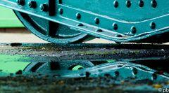 Fotospaziergang durch Papenburg alte Werft