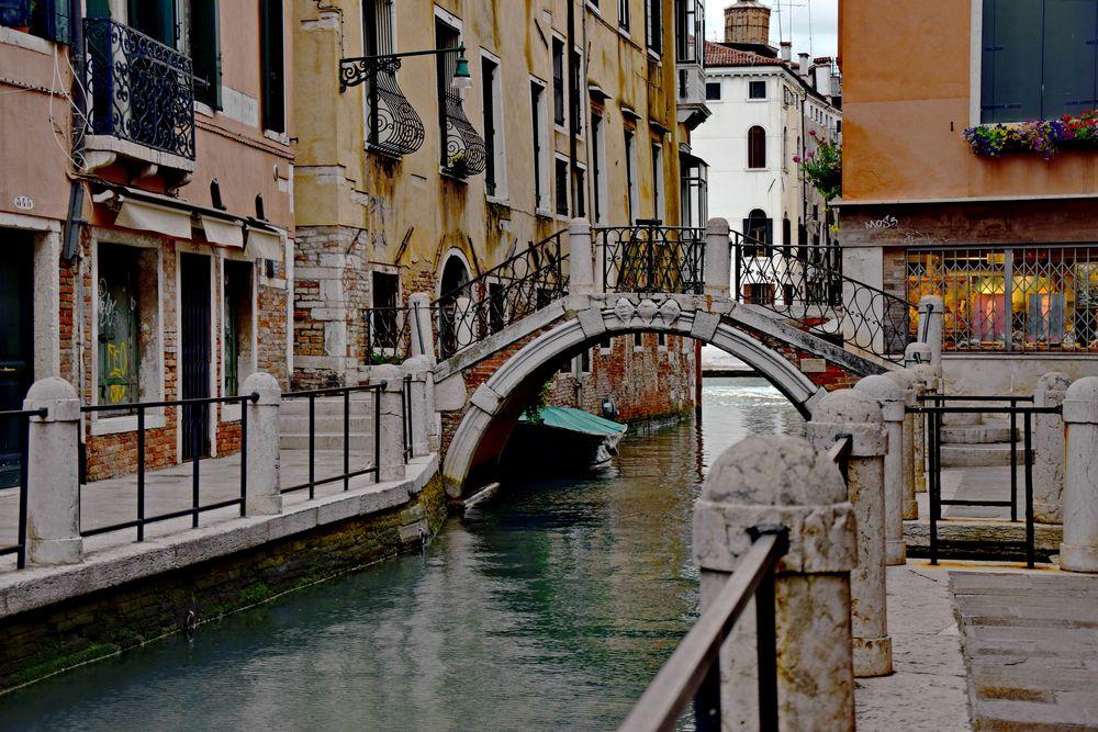 Fotospaziergang durch Venedig