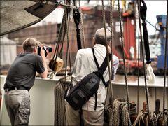 Fototour auf der Elbe -1