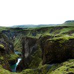 Fototour Island - Fjaðrárgljúfur - Fotoreise Natur- und Landschaftsfotografie
