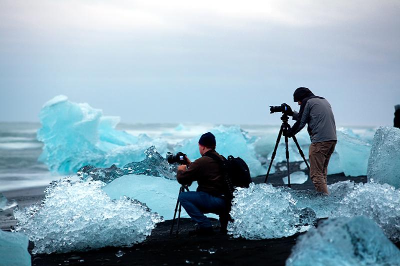 Fototour Island - Jökulsárlón - Fotoreise Natur- und Landschaftsfotografie