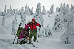 Fototours Finnland Februar 2013