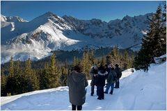 Fotowanderung in der Polnische Tatra