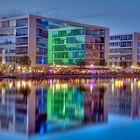 Fotoworkshop Architekturfotografie – Innenhafen Duisburg - HDR Foto