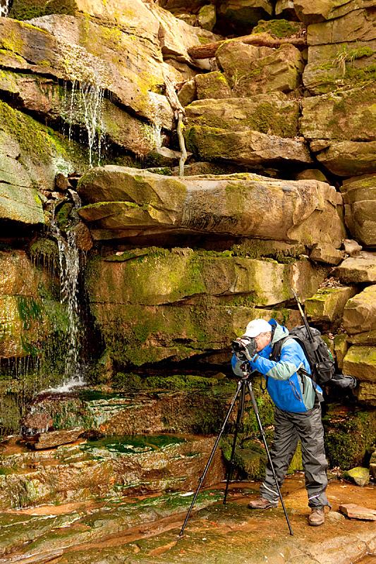 Fotoworkshop - Naturpark Neckartal - Odenwald - Margaretenschlucht