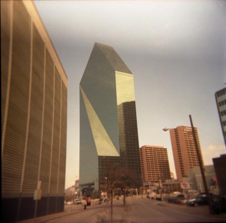 Fountain Place, Dallas, Tx