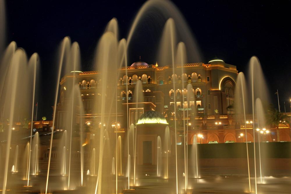 * fountains *
