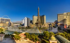 Fountains of Bellagio 1, Las Vegas, USA