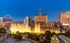 Fountains of Bellagio 3, Las Vegas, USA