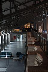 Foyer der KPM - Ausstellungsräume und Verkauf
