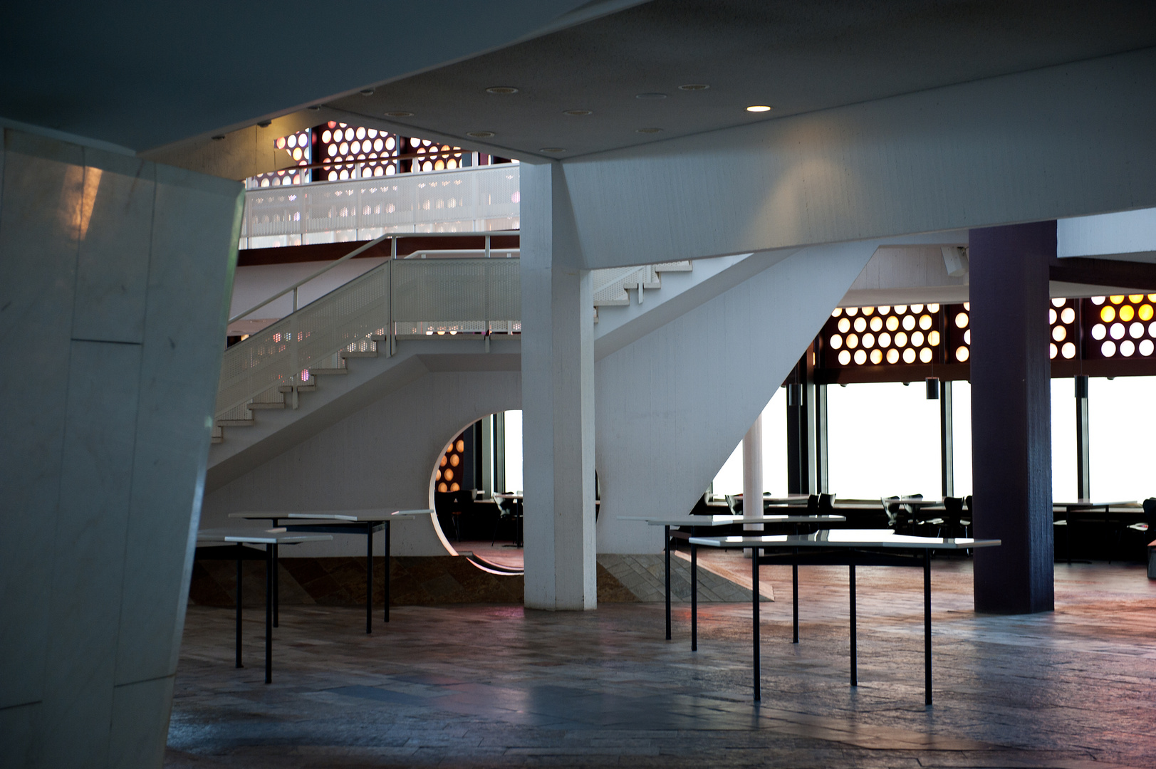 Foyer des Kammermusiksaales, Berlin