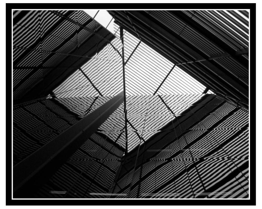 Foyer in the sky