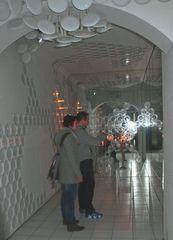 Foyer von Schloß Erkersreuth