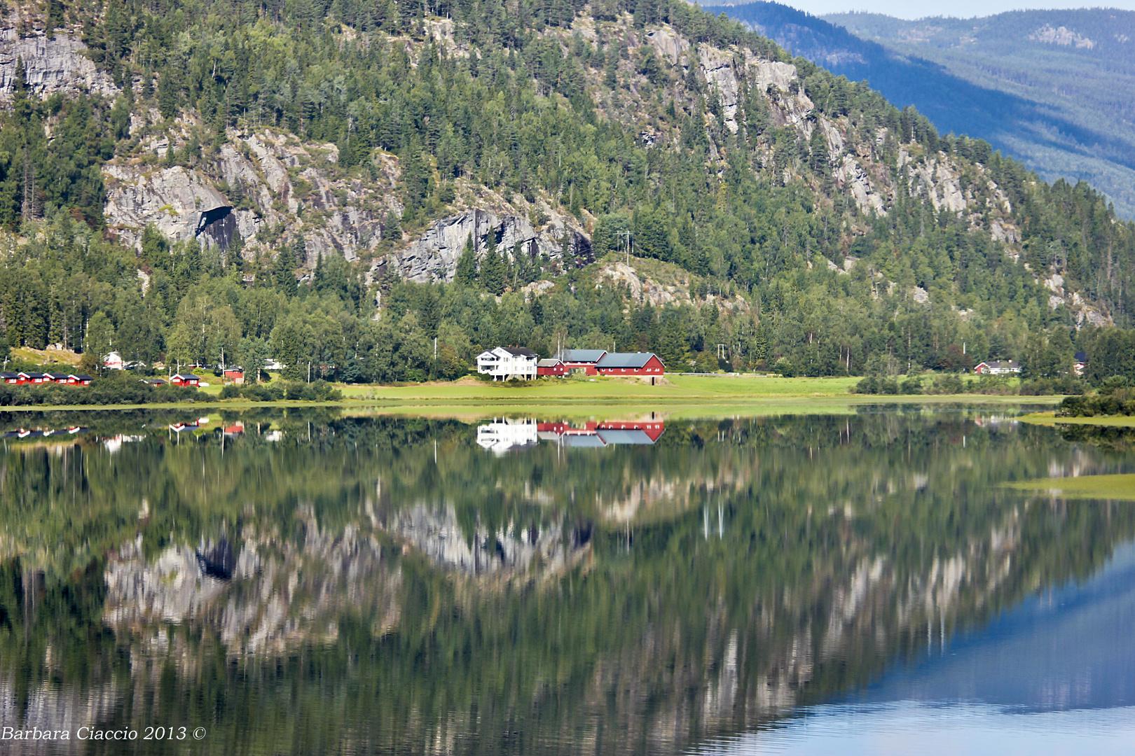 Fra Oslo e Bergen