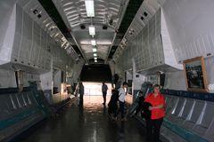 Frachtraum An 22