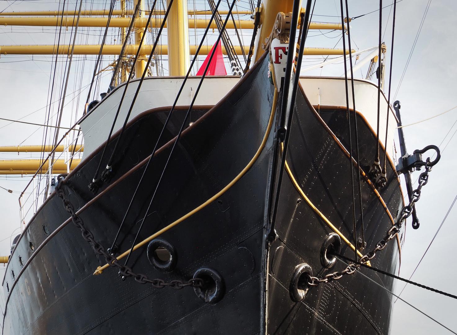 Frachtsegler PEKING (1)