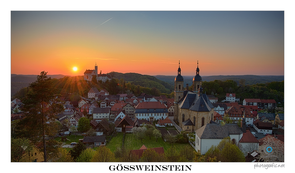 Fränkische Schweiz | Gößweinstein