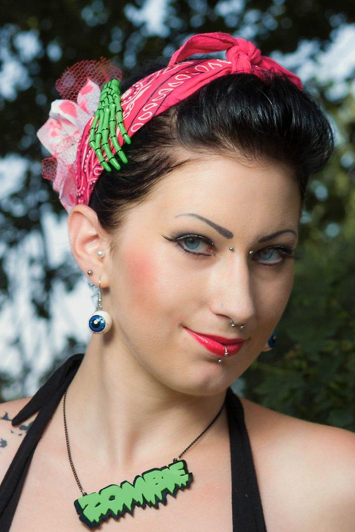 Fräulein Venus auf der FotoTV-Challenge