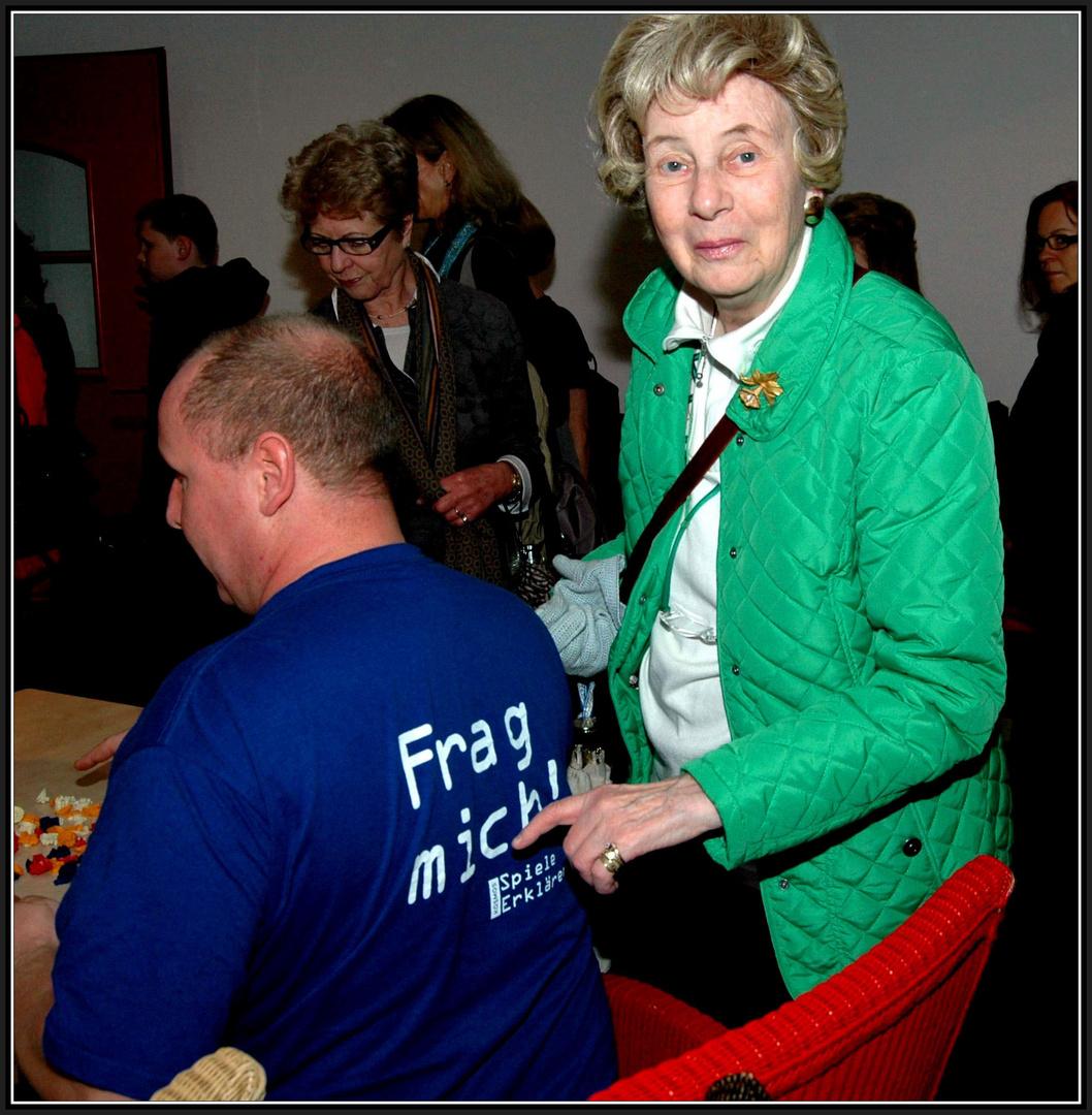 Frag mich - Uta Ranke-Heinemann