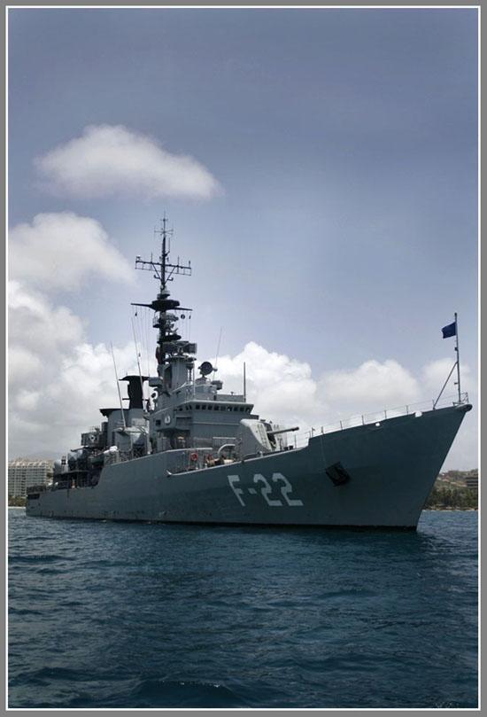 fragata almirante brión