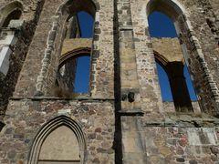 Fragmente der Nikolaikirche in Zerbst