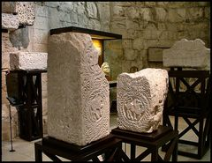 Fragments of Pilar. Centuries  IX-X...Wie Dazumal.