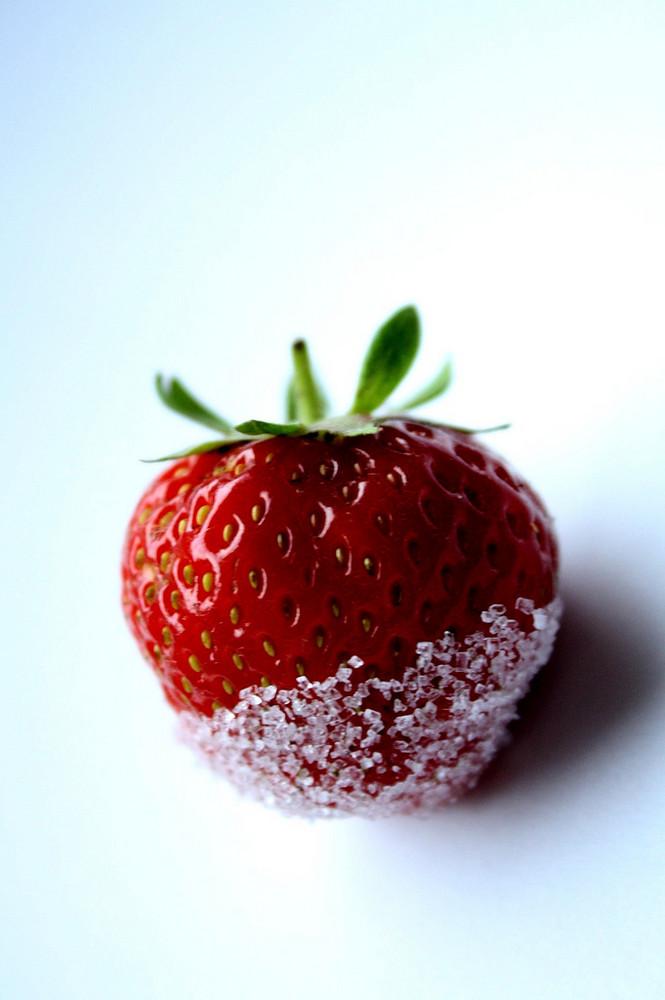 fraise. (b)