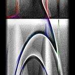 Framed coloured texture-13981-3