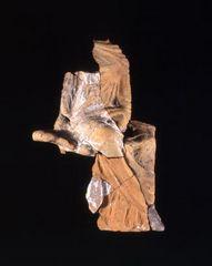 Frammento di statuetta
