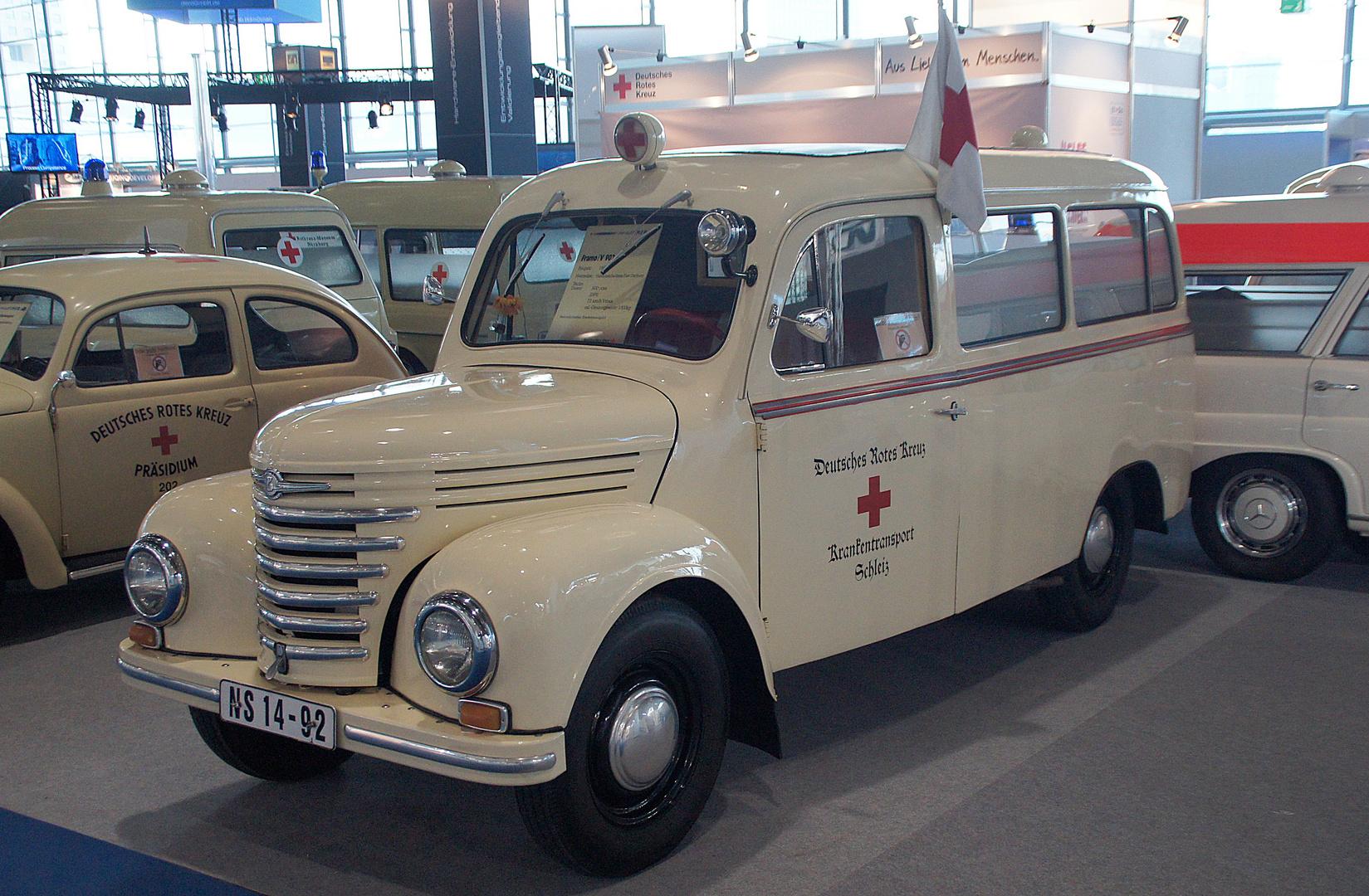 Framo (Barkas) V 901/2 (1951–1960)