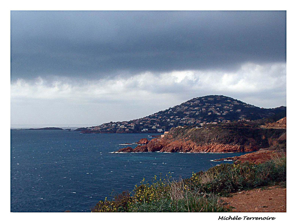 France - Méditerranée - Massif de l'Esterel