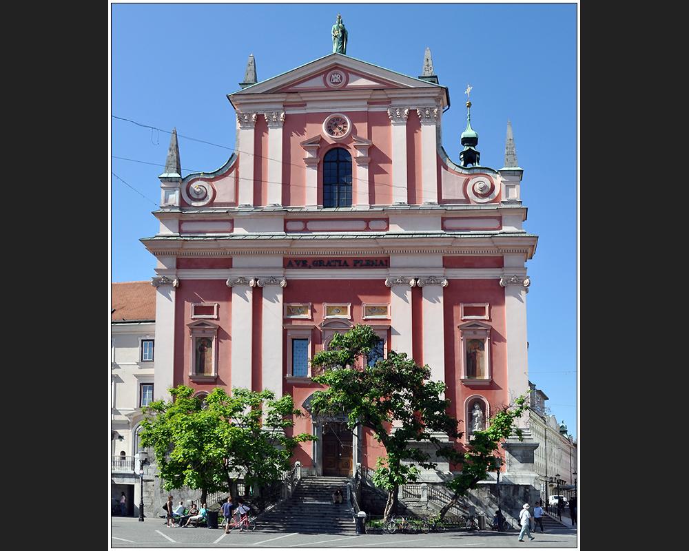 Franciškanska cerkev Marijinega oznanenja
