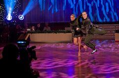 Franco Formica und Oxana Lebedew - Jive auf Weltniveau