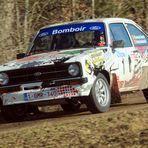Francois Duval im Ford Escort RS MkII