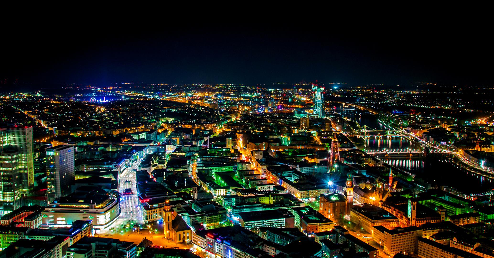 Franfurt Nacht 1