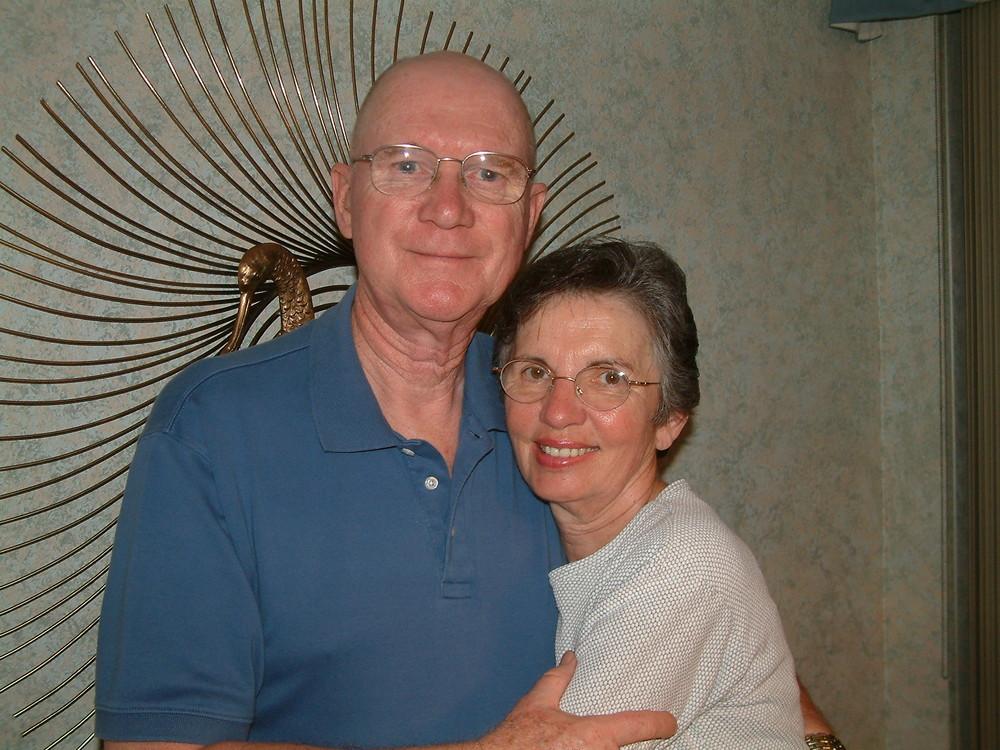 Frank and Karen Sensel
